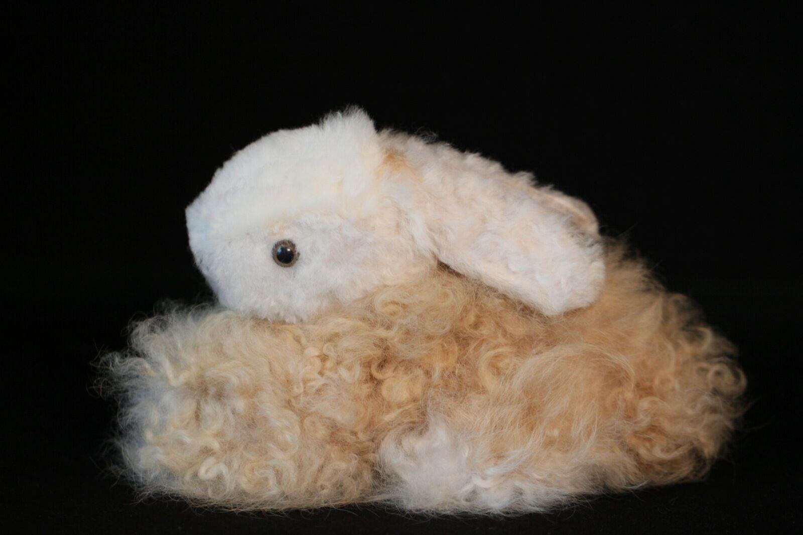 100% Alpaca Bunny Rabbit (Handmade in Peru)