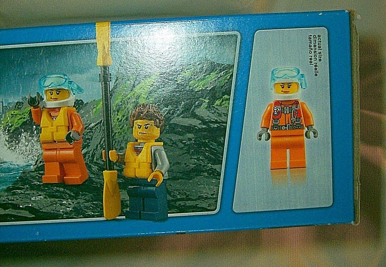 Lego City Heavy-duty Rescue Helicopter 60166, 60166, 60166, 415pcs NIB 896809