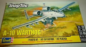 NEW-Revell-SnapTite-A-10-Warthog-Model-Airplane-Plastic-Assembly-Kit-2015