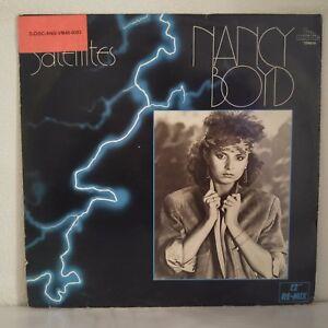 """Nancy Boyd – Satellites (Vinyl, 12"""", Maxi 33 Tours) - France - État : Occasion : Objet ayant été utilisé. Consulter la description du vendeur pour avoir plus de détails sur les éventuelles imperfections. Commentaires du vendeur : """"2126 - État de la pochette : G (Good / Bon) - État du disque : VG+ ( - France"""