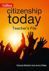 Edexcel GCSE Citizenship Teacher's File 4th Edition by Victoria Marston, Jenny Wales (Spiral bound, 2016)