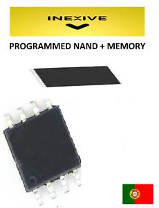 INEXIVE-39800-17MB97-29F2G08ABAEA-MX25L1606E-PROGRAMMED-NAND-FLASH-MEMORY