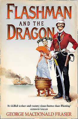 1 of 1 - Flashman and the Dragon-ExLibrary
