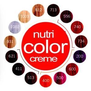 Verwonderend Revlon Professional Nutri Color Colour Creme Cream 50ML 3 in 1 1.6 HW-06