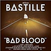 Bastille - Bad Blood (2013)  CD  NEW/SEALED  SPEEDYPOST