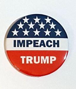 "2020 Anti Donald Trump /& Mitch McConnell 2.25/"" /""Dump /& Ditch/"" Button Pin05"