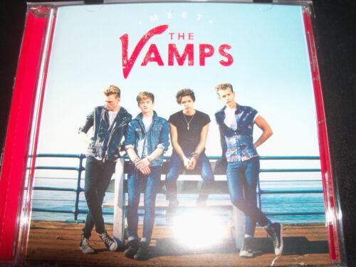 1 of 1 - The Vamps Meet The (Australia) CD - Like New