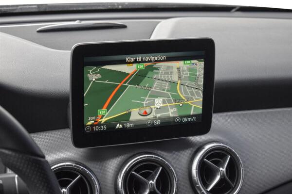 Mercedes CLA200 1,6 SB aut. billede 9
