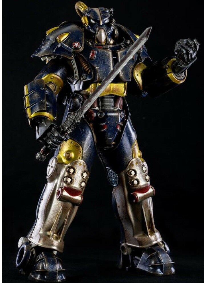 Fallout 76 X-01 Tricentennial Power Armor Exclusiv Figur 14.5    36.8cm