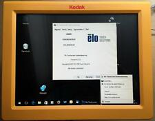 "ELO 15"" Touchscreen TFT ET1520L LCD mit USB / Windows 7/8/10 / mit passenden Fuß"