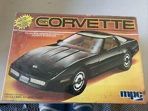 MPC 1-3721 1984 Corvette. Factory Sealed