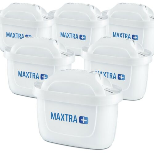 6Pk Brita Maxtra Water Filter Cartridges Water Purifier Fresh Healthy Drinking