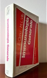 IMMUNOLOGIA-GENERALE-Clerici-e-Villa-5-edizione-UTET-1987