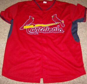 release date 58199 61f2e Details about St Louis Cardinals Matt Carpenter XL Jersey (Red) Baseball  Jersey!!! SGA??!!!