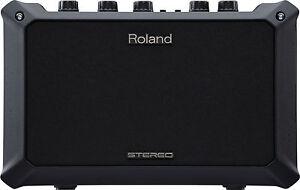 roland mobile ac battery powered portable acoustic guitar amplifier 761294503744 ebay. Black Bedroom Furniture Sets. Home Design Ideas