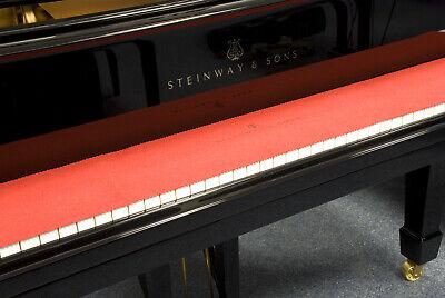 Yamaha Originalzubehör Tastenläufer Tastaturabdeckung Klaviaturabdeckung weinrot