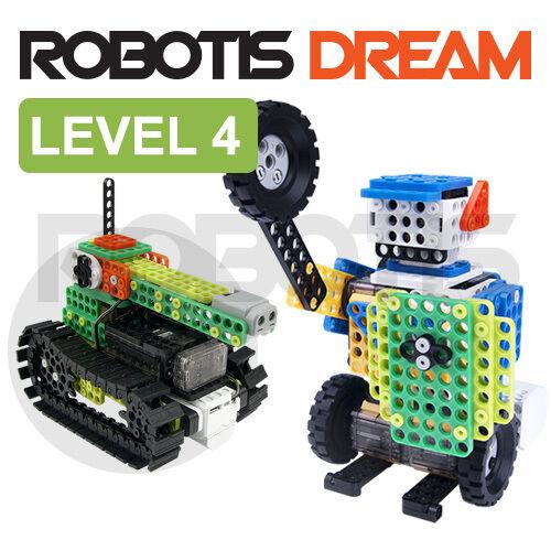 Robotis-Sogno di livello 4 KIT [EN]