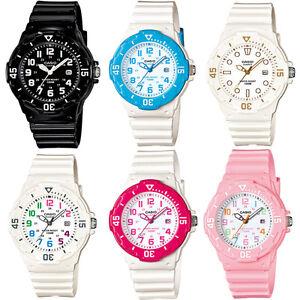 5412def15fd7 Casio Women s Sports Style Watch 100 Meter Diver Design Resin Quartz ...