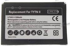 BATTERIA da 1300Mah per HTC TYTN 2 II P4550 P3600 KAIS160 TITAN POLIMERI LITIO