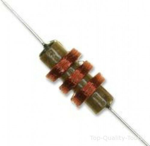 INDUCTOR, 5MH, 5%, 0.16A, AXIAL Part # BOURNS 6304-RC