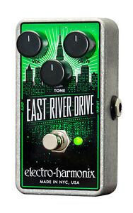 Electro-Harmonix-East-River-Drive-Overdrive-Spedizione-Gratuita