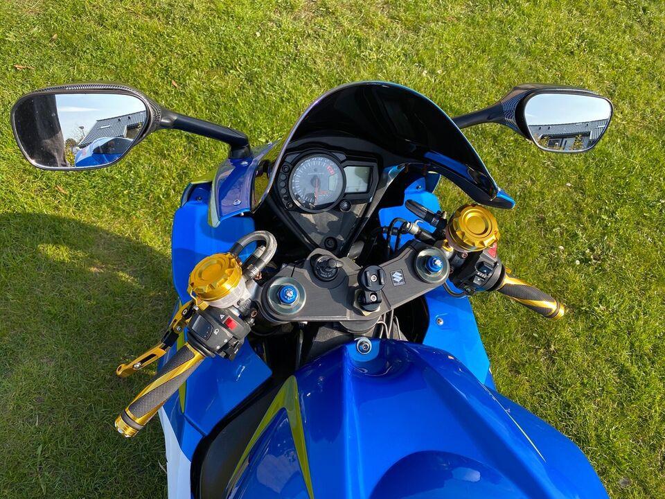 Suzuki, GSX-R 1000, 1000 ccm