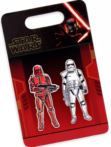 Disney Sith Trooper Pin Star Wars The Rise Of Skywalker LE