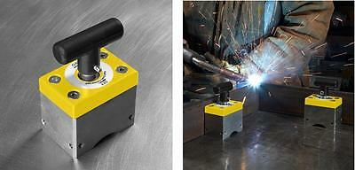 Welding Magswitch MAGSQUARE 165 (75kg/165lb) ON/OFF Magnetic Square& Jig Holding