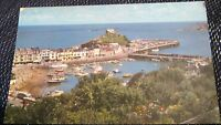 England Devon Lantern Hill Inner & Outer Harbours Ilfracombe - posted 1973