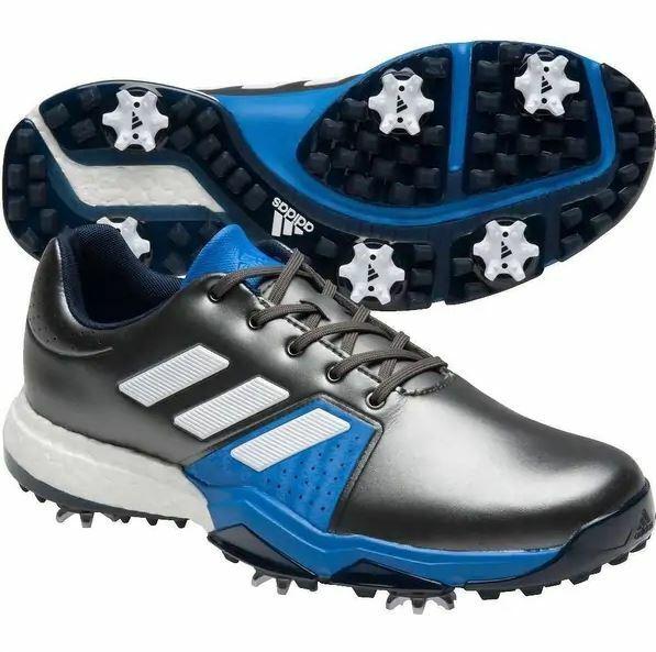 adidas Mens Adipower Boost 3 Golf Shoes