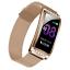 Indexbild 15 - Damen Smartwatch Premium Bluetooth Uhr HD Display Herzfrequenz Blutdruck iOS IPX