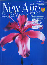 NEW AGE 68 1997 Andreas Vollenweider Alan Parsons Joni Mitchell Morricone Anam