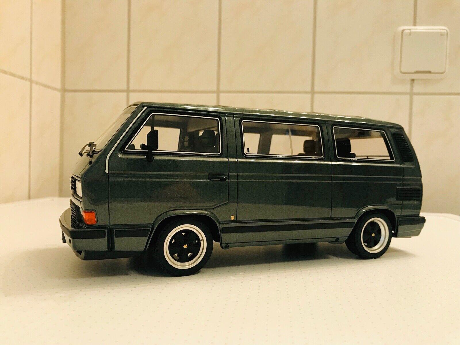 VW bus PORSCHE T3 B32 OTTO MOBILE OVP LIMITIERT 1 1500 1 18