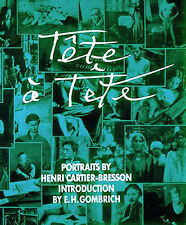 Tete a Tete: Portraits by Henri Cartier-Bresson by Henri Cartier-Bresson (Har...