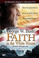 George W. Bush - Faith in the White House (DVD) Documentary