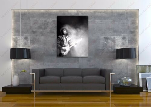 Prince Music Famous #3 Poster Canvas Print Art Decor Wall