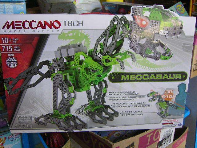 MECCANO 16304 MECCASAUR  715 PEZZI  moda classica