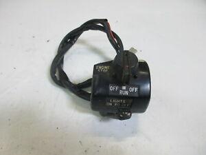 Yamaha-RD-350-LC-4LO-Lenkerschalter-rechts-Lenkarmatur-Lenker-Schalter-Switch