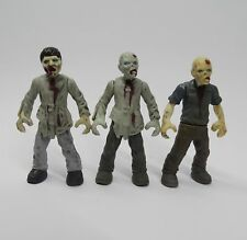"""lot  5 Bloks Call of Duty Zombies Outbreak the Walking Dead action figure 2/"""""""