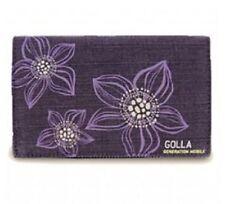 Golla Bags Generation Mobile Smart Phone,iPhone,iPod Wallet Milfoil Purple CG946