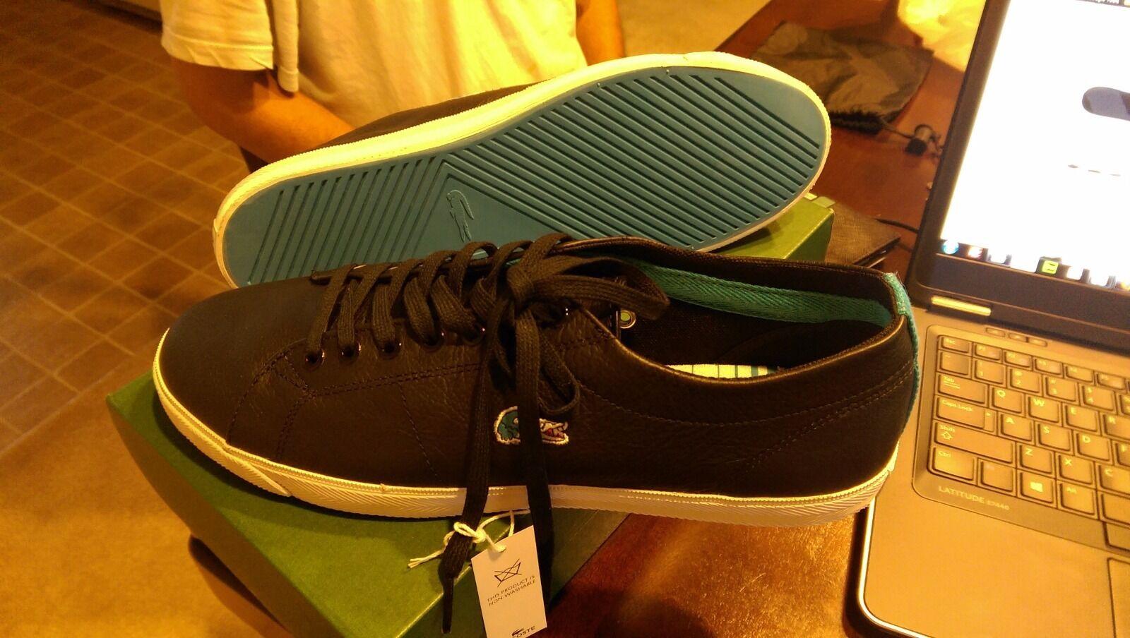 Scarpe casual da uomo Lacoste Shoes - Size 10 US - Brand New in Box