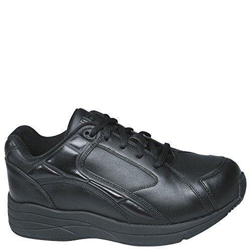 Drew movimiento movimiento movimiento para mujer movimiento V Caminar Zapatos ortopédicos, Cuero Negro  perfecto