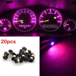 T3 Car Dashboard Dash Gauge Instrument Cluster Bulbs Light
