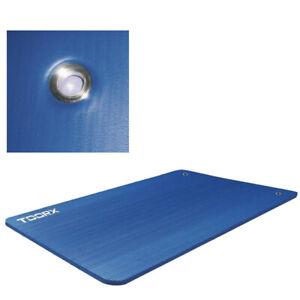 TOORX-Materassino-Fitness-100-PRO-con-Occhielli-Tappetino-Palestra-100x61x1-5-cm