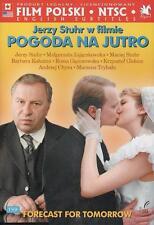Pogoda na jutro (DVD) ntsc Jerzy Stuhr, Maciej Stuhr, polish, polski, eng sub.