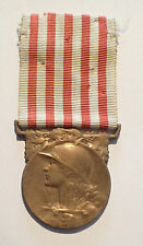 DECORATION - medaille GRANDE GUERRE 1914-18 (5927J)