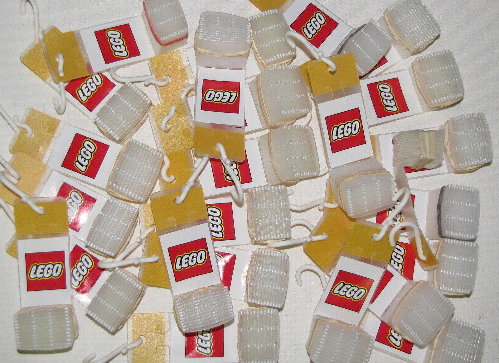 Lego Logo 25 Serie Minifigura Plástico Expositor Colgador Piezas Usado a Colgar