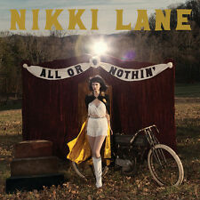 All or Nothin' [Digipak] by Nikki Lane (CD, May-2014, New West (Record Label))