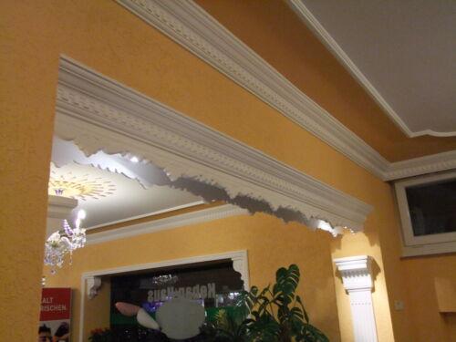 1 meter Zierleisten Stuckprofile Styroporleisten Zierprofile Stuckleisten Z 32