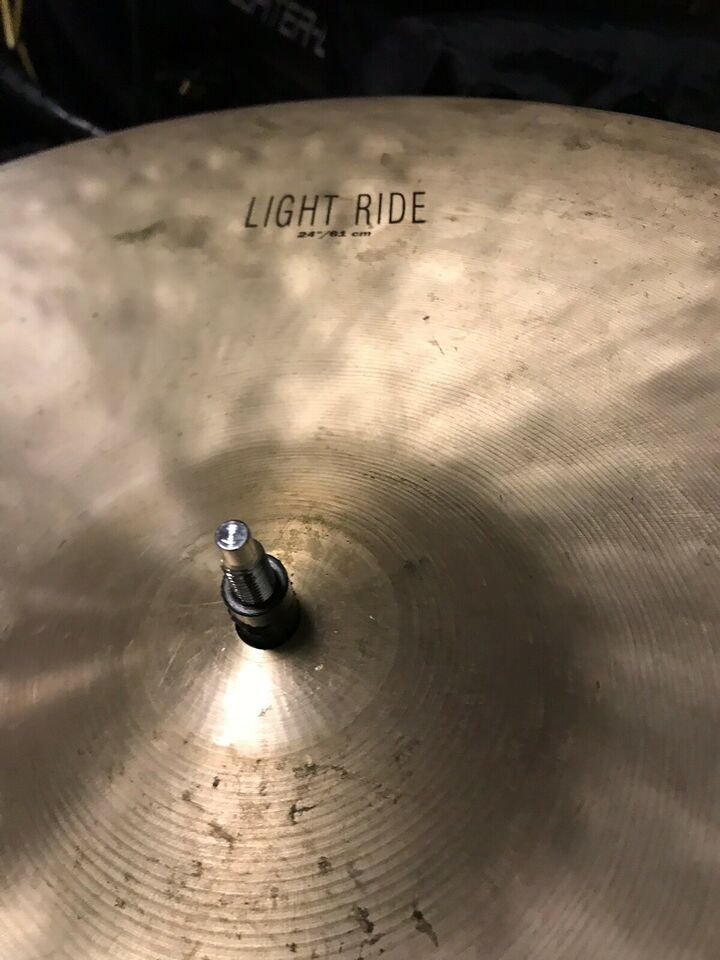 Bækken, Zildjian K Light Ride 24""